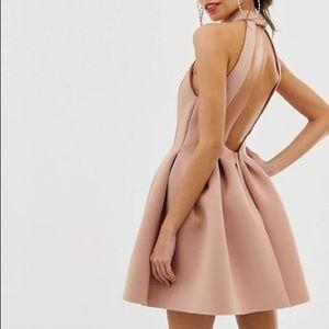 Asos Petite high low dress